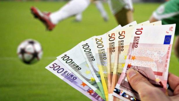 football-argent
